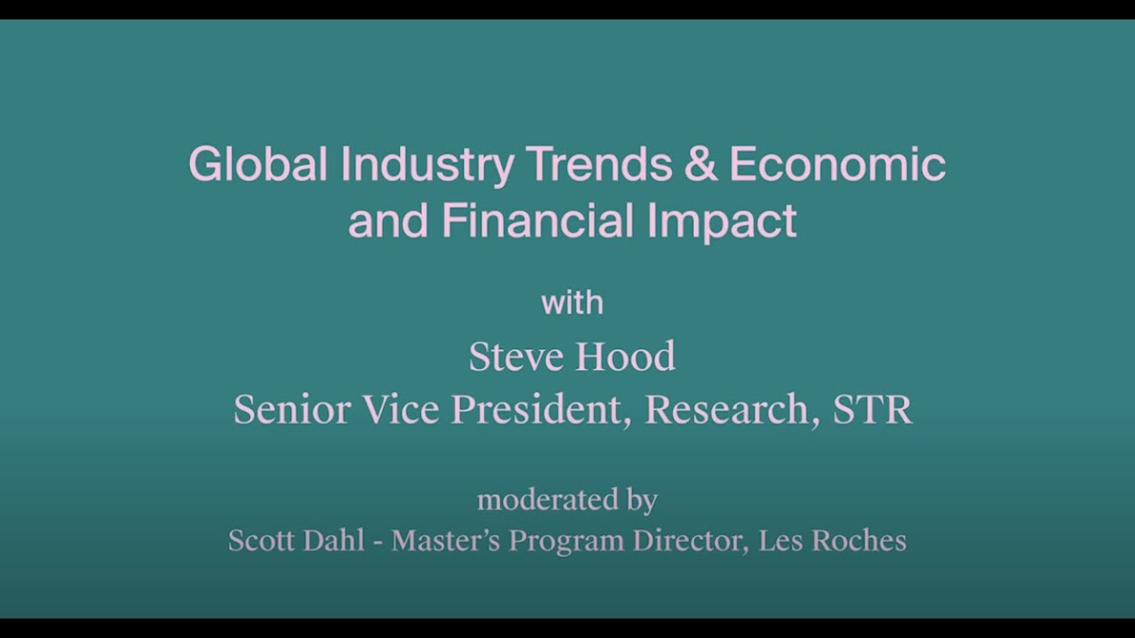Global Industry Trends & Economic and Financial Impact