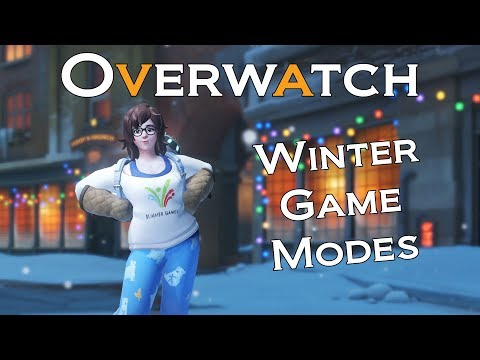 Overwatch - Winter Gamemodes thumbnail