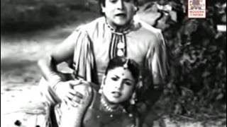 Arasilam Kumari 1961  --  MGR, K A  Thangavelu & M  Saroja Comedy