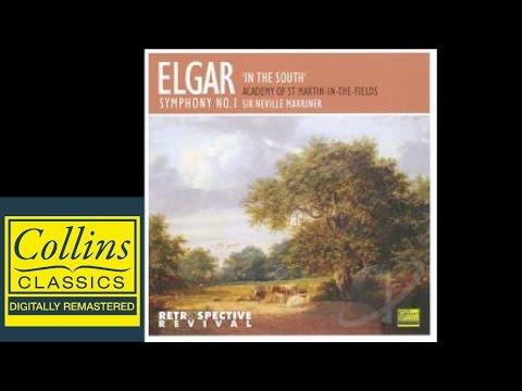 Elgar - Symphony No1 - Neville Marriner - Academy Of St Martin in The Fields (FULL ALBUM)