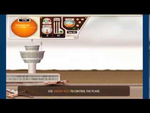 Plane simulator game play online free