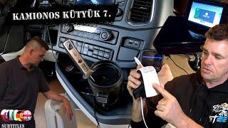 Kamionos kütyük 7. + Facebook kütyük