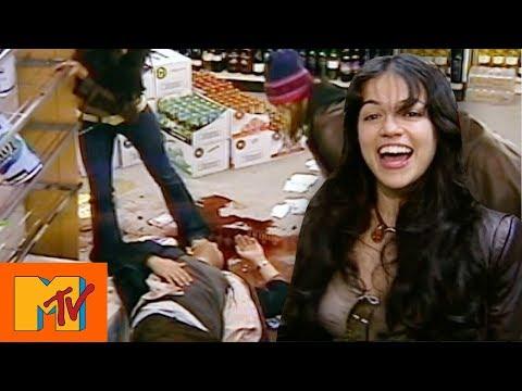 Michelle Rodriguez Destroys A Convenience Store | Punk'd