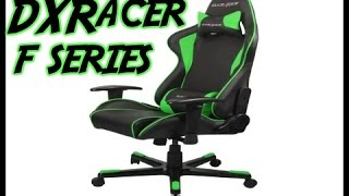 Dxracer F Series Gaming Chair Unboxing & Asembled
