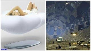 Загадочная ИСТОРИЯ (ч.29) Левитирующее кресло   Ангар летающих объектов аппаратов