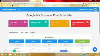 How to automatically syndicate GMB posts to popular social networks?