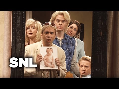 The Californians: Thanksgiving - Saturday Night Live
