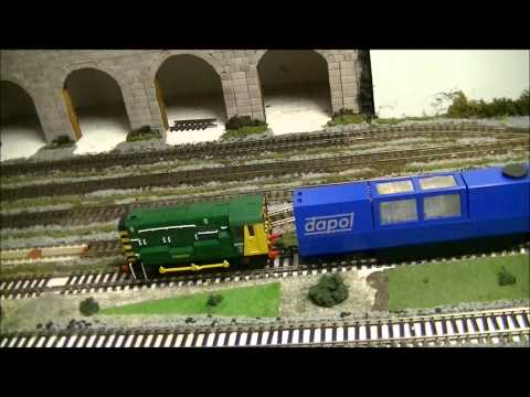 Dapol Motorised Track Cleaner Review, Part 1