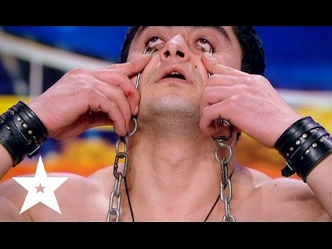 Видео: The most shocking performance ever On Ukraines got talent