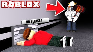 RUN FROM THE BEAST! FLEE THE FACILITY! (Roblox Adventures RedHatter)