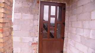 Двери металлоластиковые входная группа, купить(Вы хотите поставить двери на торговую точку или в Ваш дом? Хорошее решение, купить у нас с ламинацией под..., 2014-01-12T20:51:23.000Z)