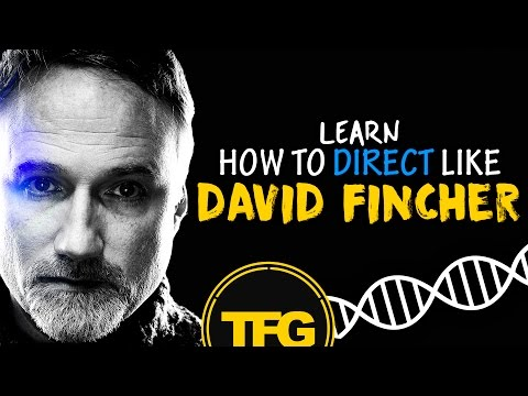 How to Direct like David Fincher  Visual Style Breakdown