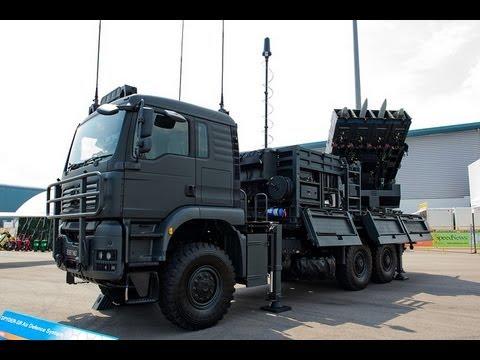 Aero India Airshow SPYDER Missile Tatra Truck Bangalore *HD*