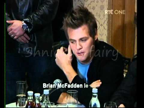 reeling in the year 2004, Brian Mcfadden leaving westlife