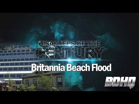 Britannia Beach Flood