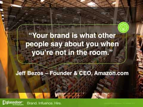 Demo Day: Managing Your Employer Brand