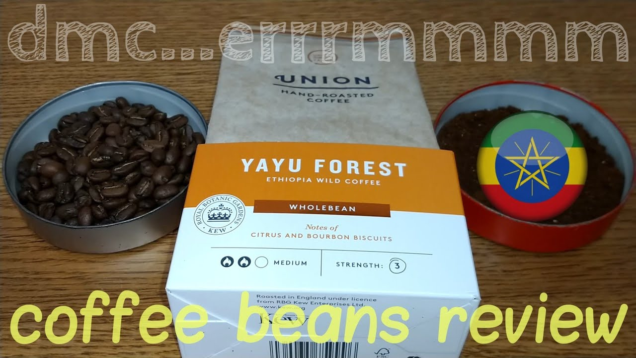 Union Yayu Forest Coffee Beans Review