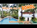 Where to stay in Bohol? | Dumaluan Beach Resort Tour