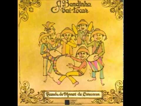 Banda De Pífanos De Caruaru-A Bandinha Vai Tocar (1980) FULL ALBUM