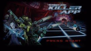 Tron 2.0 Killer App (Xbox) - Demo & Title Screen