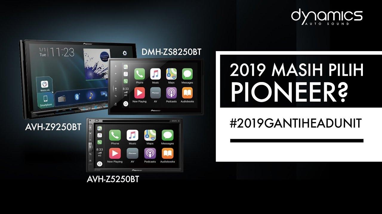 3 Headunit baru Pioneer 2019  #2019GantiHeadunit