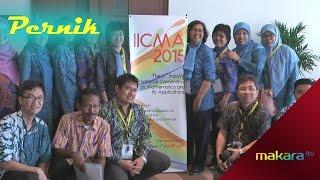 Liputan IICMA 2015 - Pernik UI