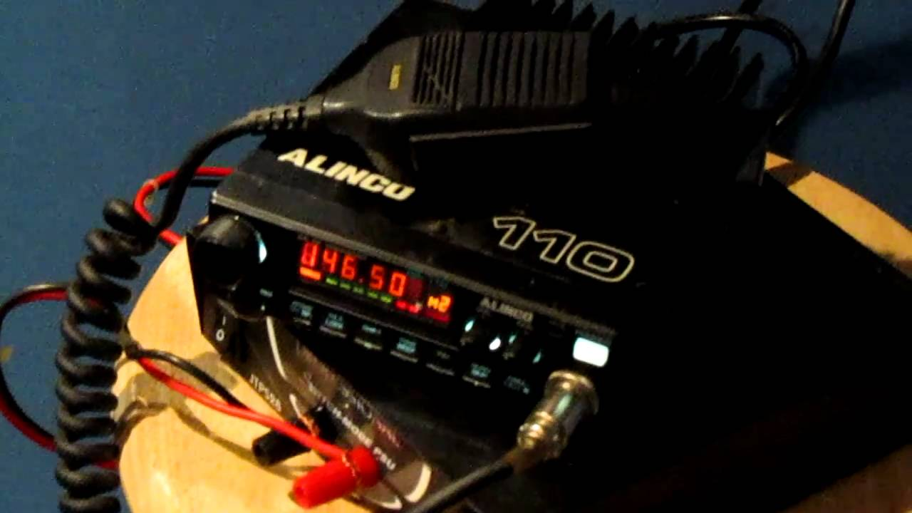 Alinco Dr 605 Mic Wiring Trusted Diagrams 110 Vhf Test Youtube