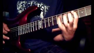The Guillotine - Escape The Fate - Guitar Cover
