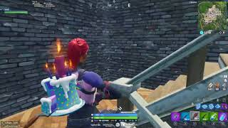 Somebody hacked Playground Mode in Fortnite and tried to kill Dakotaz