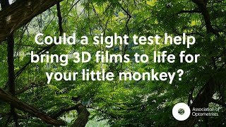 Parents advised of 3D warning signs for children's vision
