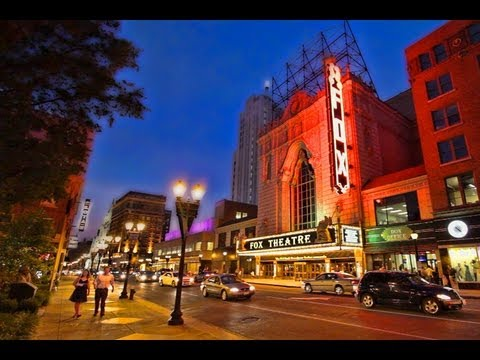 mianotv - Fabulous Fox Theatre St. Louis Behind-the-Scenes