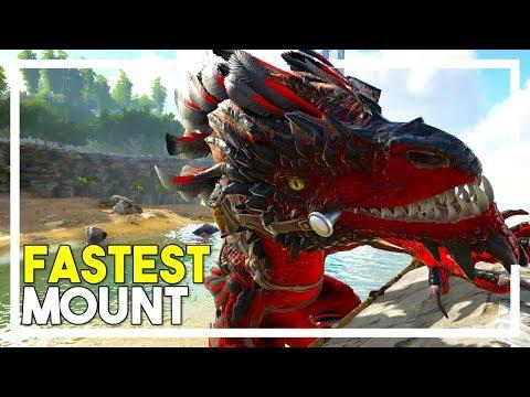 OUR NEW FASTEST MOUNT! - Ark Survival Evolved Modded S2EP18