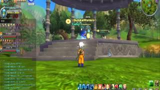 Dragon Ball Online || Regreso del Super Saiyajin || Invocando a Shenlong DBO