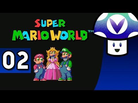 [Vinesauce] Vinny - Super Mario World (part 2)