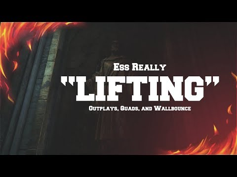 "Ess Really - Gears of War 4 ""Lifting"" Wallbounce Outplays and Feeds!"