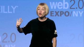 "Web 2.0 Expo NY 2011, Cindy Gallop, IfWeRanTheWorld, ""Blow It Up & Start Again"""