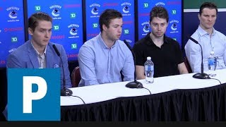Canucks: Hope reigns supreme for quartet | The Province