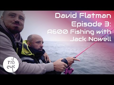 Jack Nowell and David Flatman: A600 Fishing in Salcombe