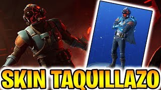 Je l'ai! COMMENT À GET -SKIN TAQUILLAZOMD (GAMEPLAY) - FORTNITE Battle Royale