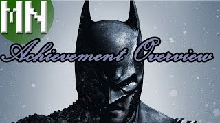 Batman: Arkham Origins - Achievement Overview