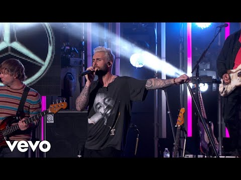 Download Youtube: Maroon 5 - What Lovers Do (Jimmy Kimmel Live!/2018)
