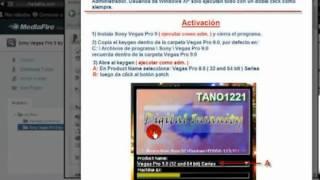 Sony Vegas Pro 9 Full Español +Keygen HD   YouTube