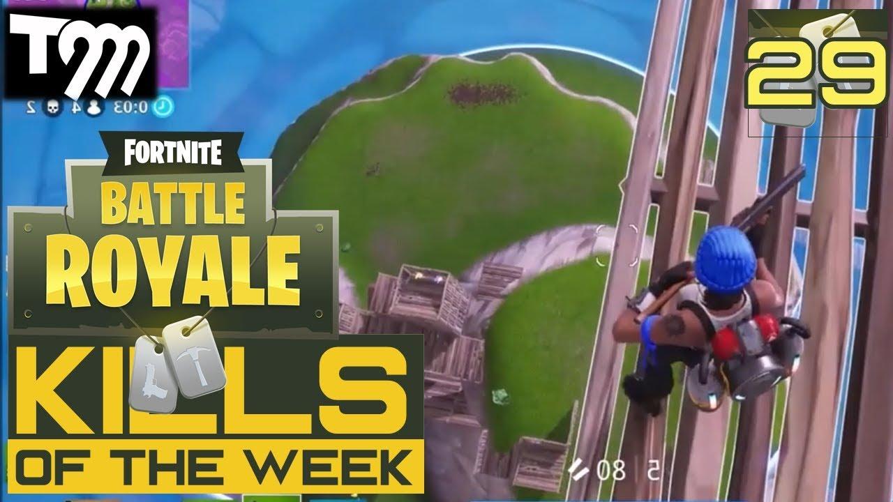 Fortnite Battle Royale Top  Kills Of The Week  Fortnite Moments