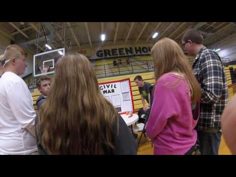 Social Studies Expo 2017-Greenup County High School