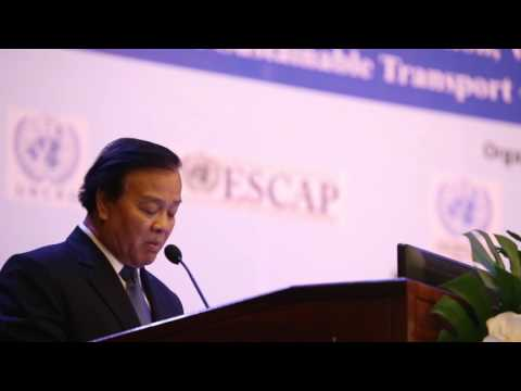 Asia-Pacific transport forum eyes sustainable development.