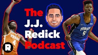 Mo Bamba on Pre-draft Lessons and Coach Clifford's Quizzes | JJ Redick Podcast (Ep. 19)