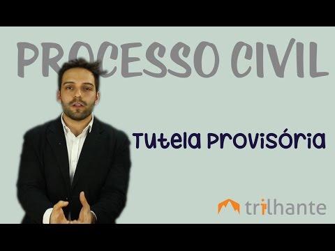 Видео Tutela provisória no novo código de processo civil