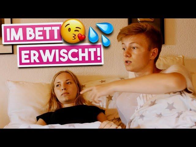IM BETT ERWISCHT 😳   Berlin - Tag & Nacht (Parodie)