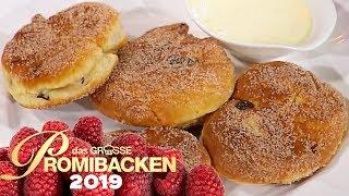 Süße Pfannkuchen: Ingolf Lücks Struwen 2/2 | Aufgabe | Das große Promibacken 2019 | SAT.1 TV