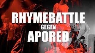 RHYME BATTLE GEGEN APORED